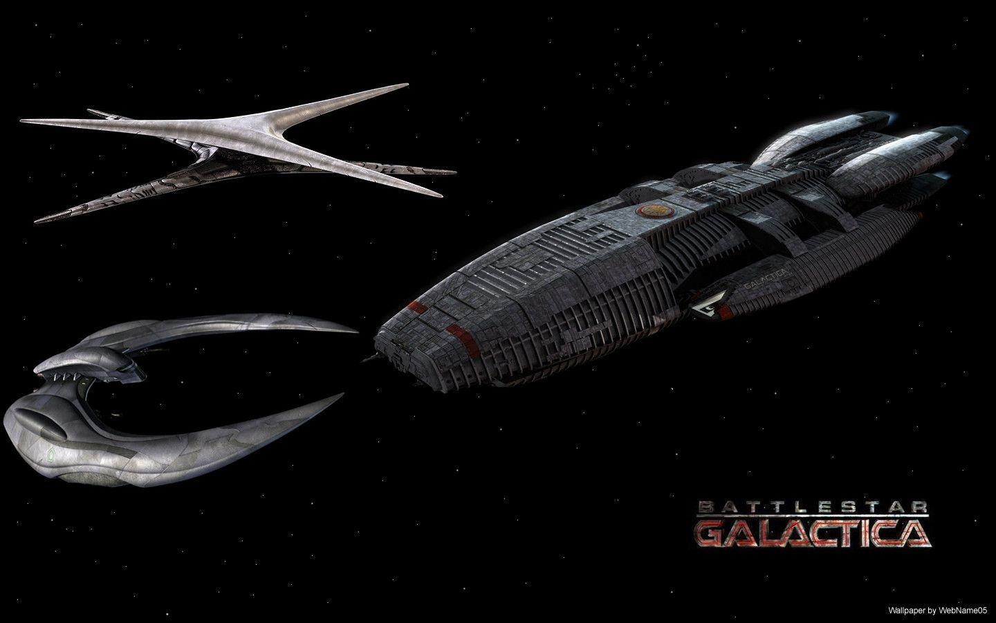 Battlestar Galactica Wallpapers by webname05