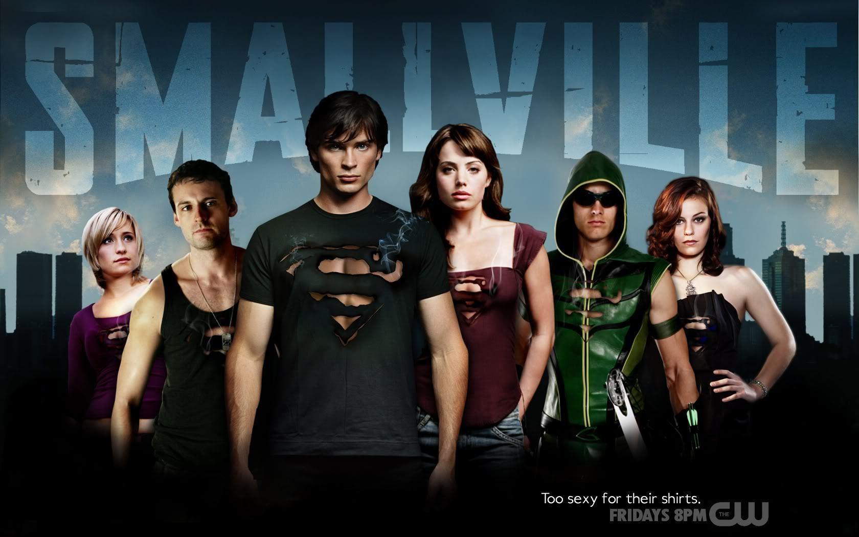 Smallville - Smallville Wallpaper (3036527) - Fanpop  |Smallville