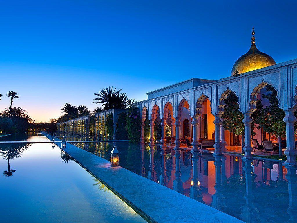 Morocco wallpapers wallpaper cave for Best hotel wallpaper