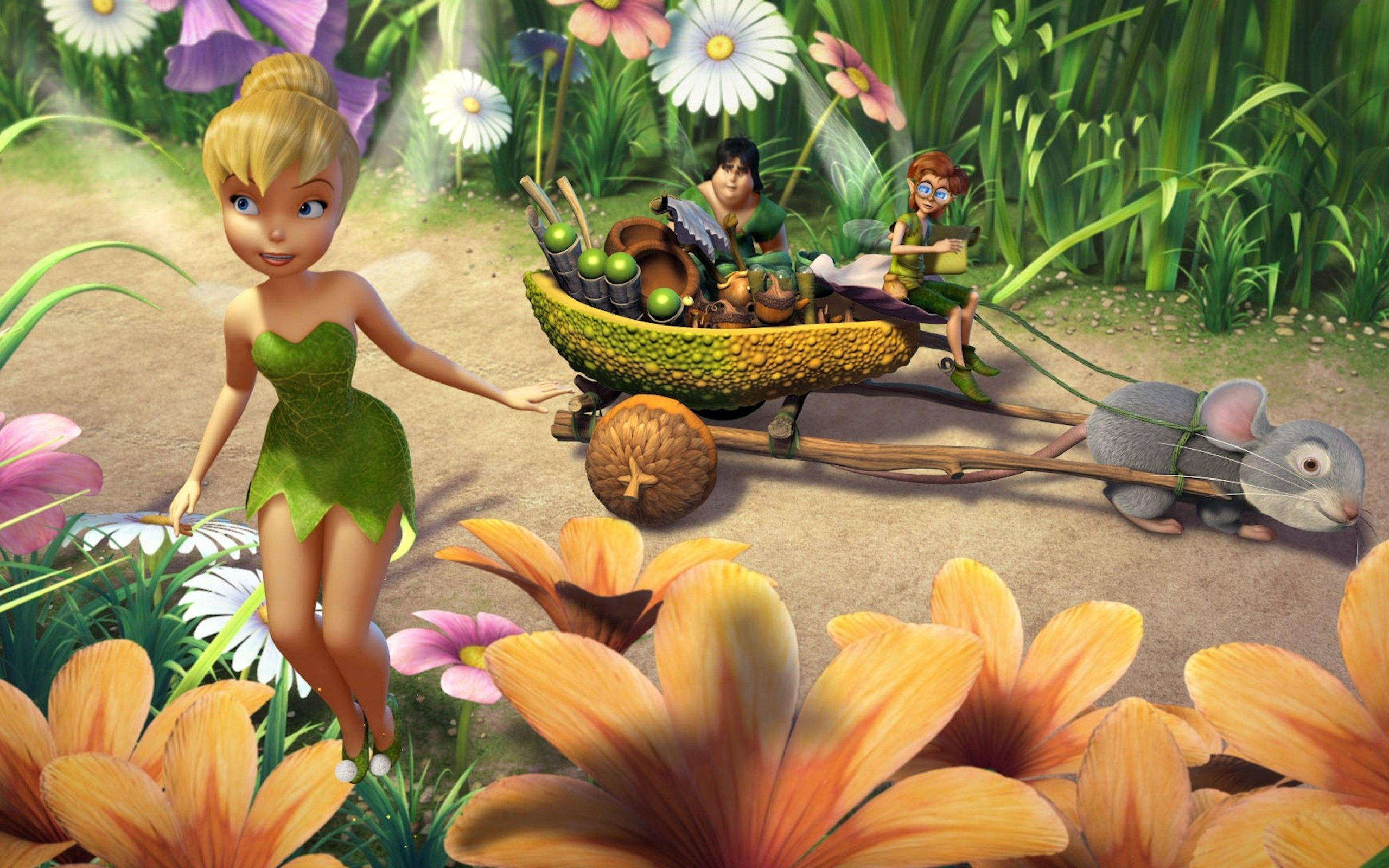 tinkerbell desktop wallpapers wallpaper cave