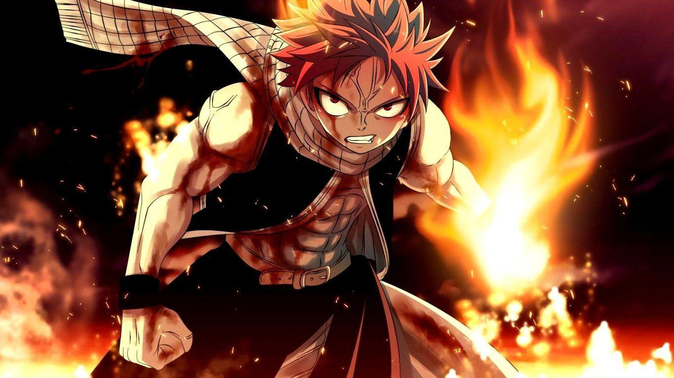 Fairy Tail Wallpapers HD  Wallpaper Cave