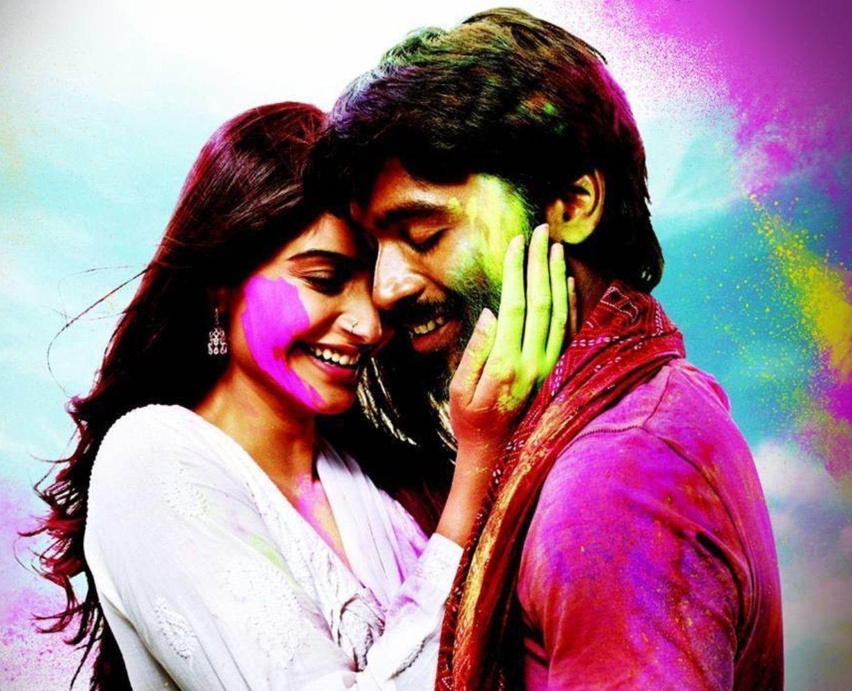64 Koleksi Romantic Couple Holi Wallpaper HD