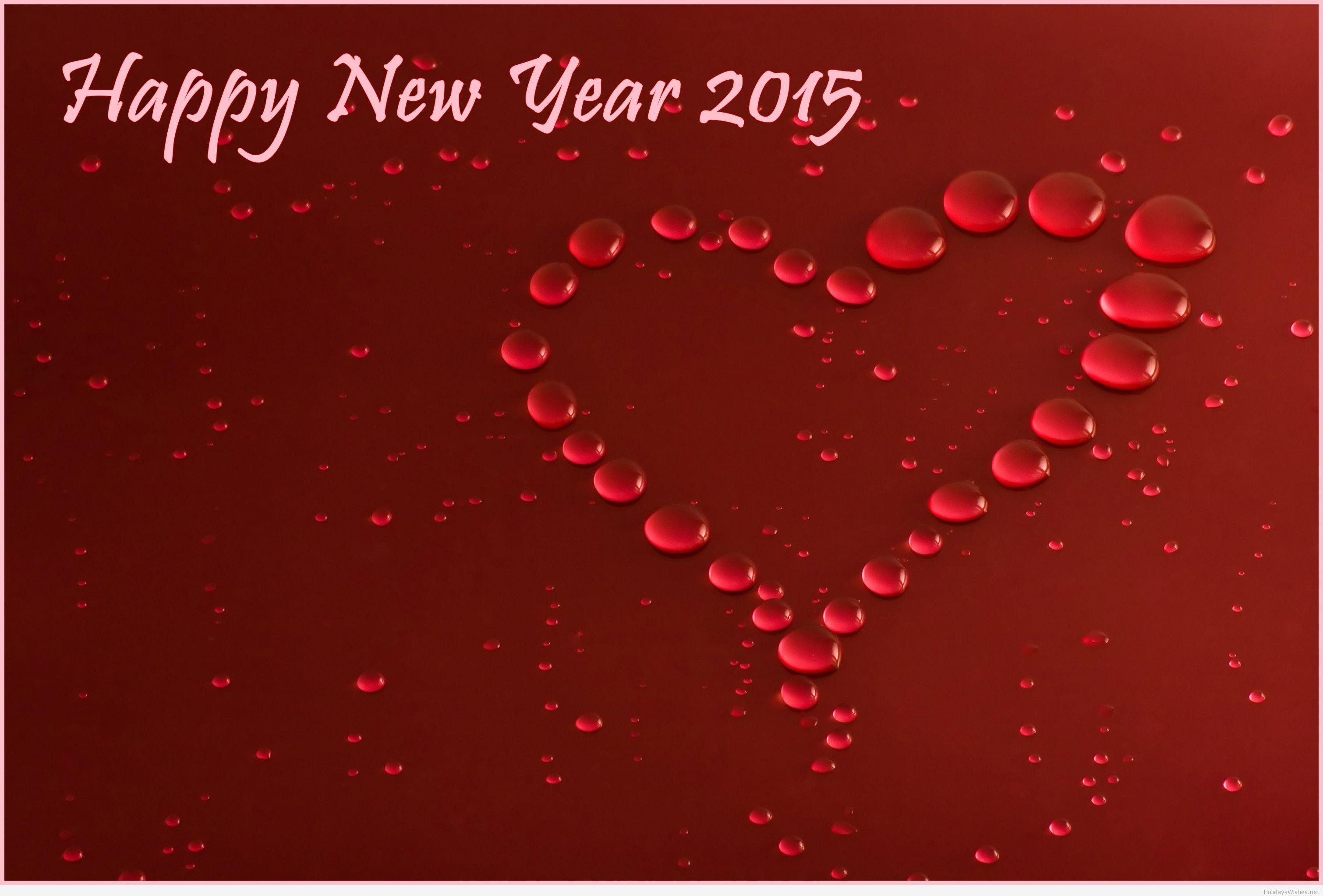 Happy New Year Love Wallpapers 2015 - Wallpaper cave