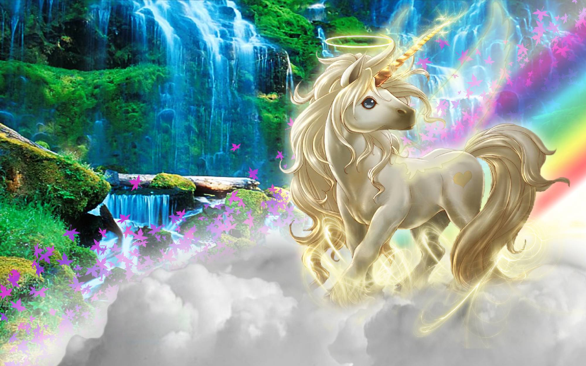 unicorn wallpapers full hd - photo #31