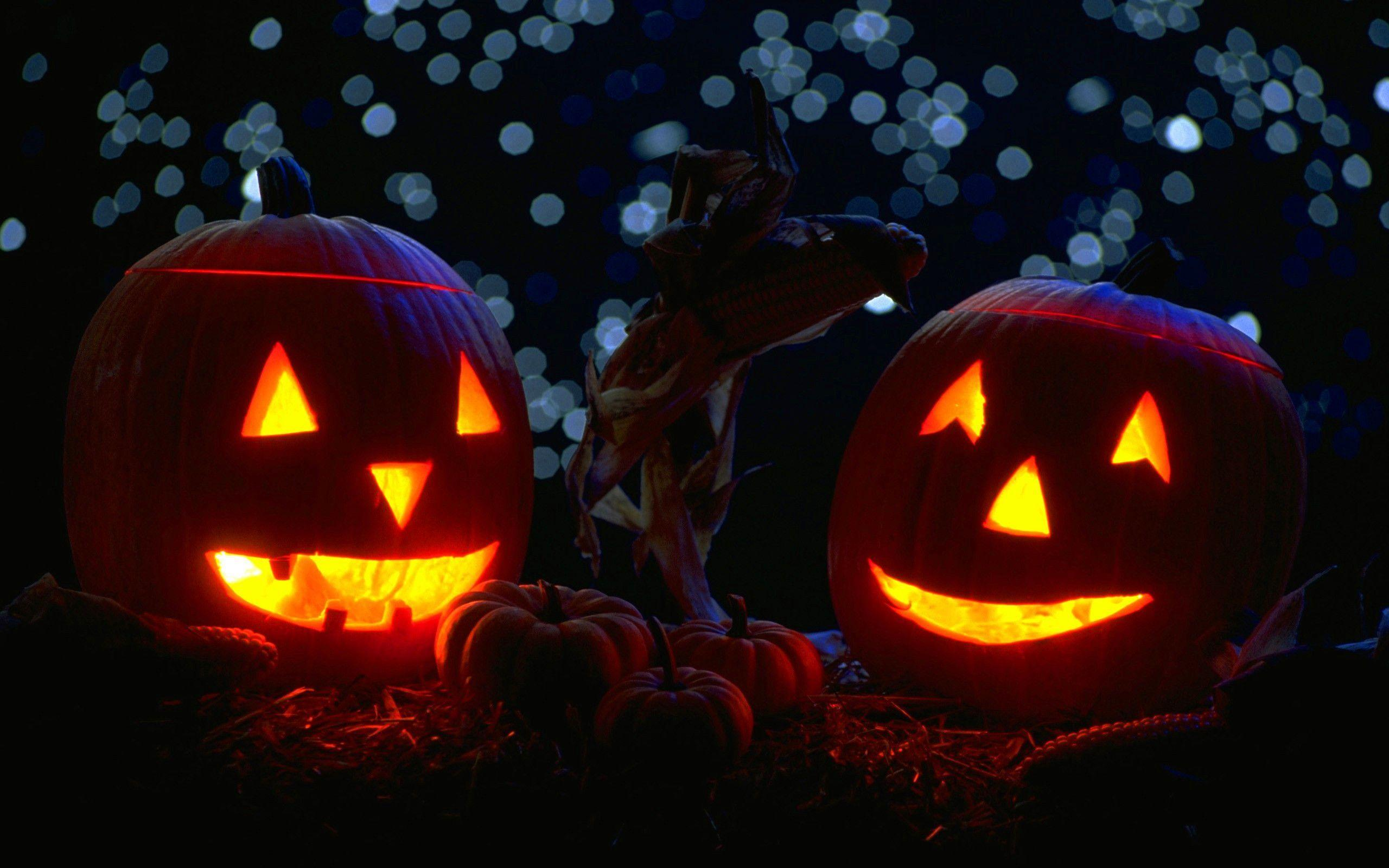 Design A Halloween Pumpkin Wallpapers 14246 Full HD Wallpapers