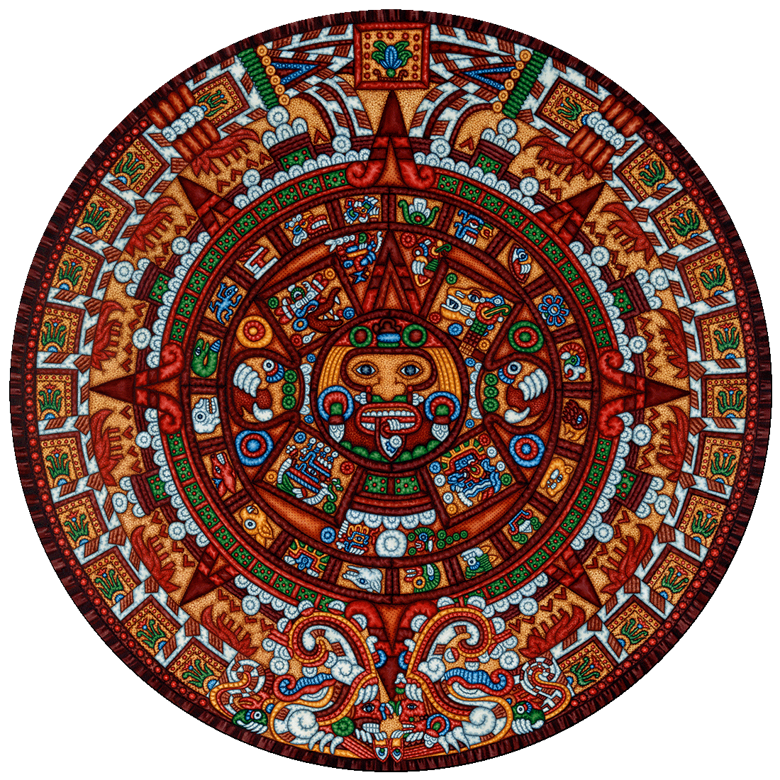 Aztec Calendar Wallpaper Backgrounds : Aztec calendar wallpapers wallpaper cave
