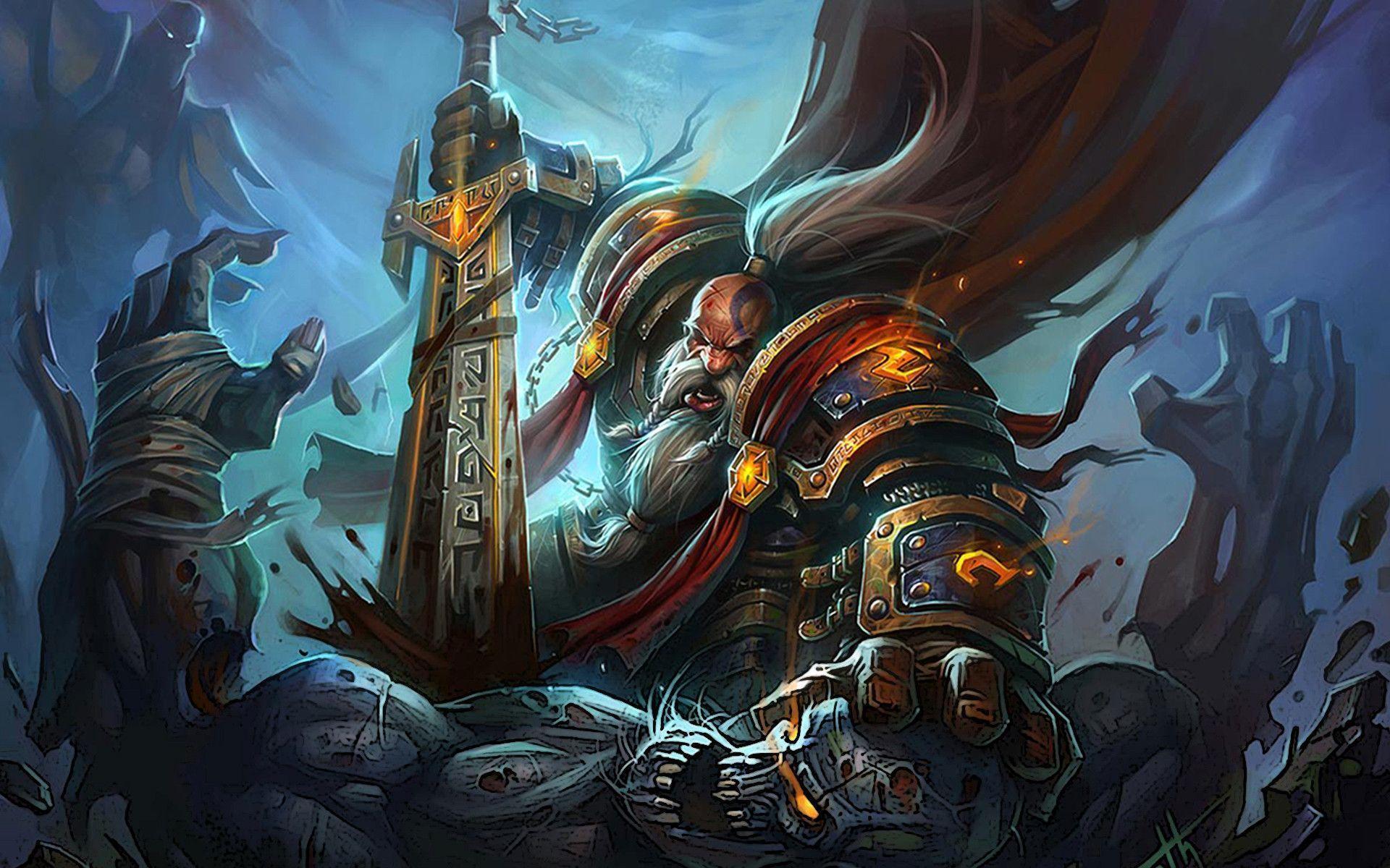 World Of Warcraft Backgrounds