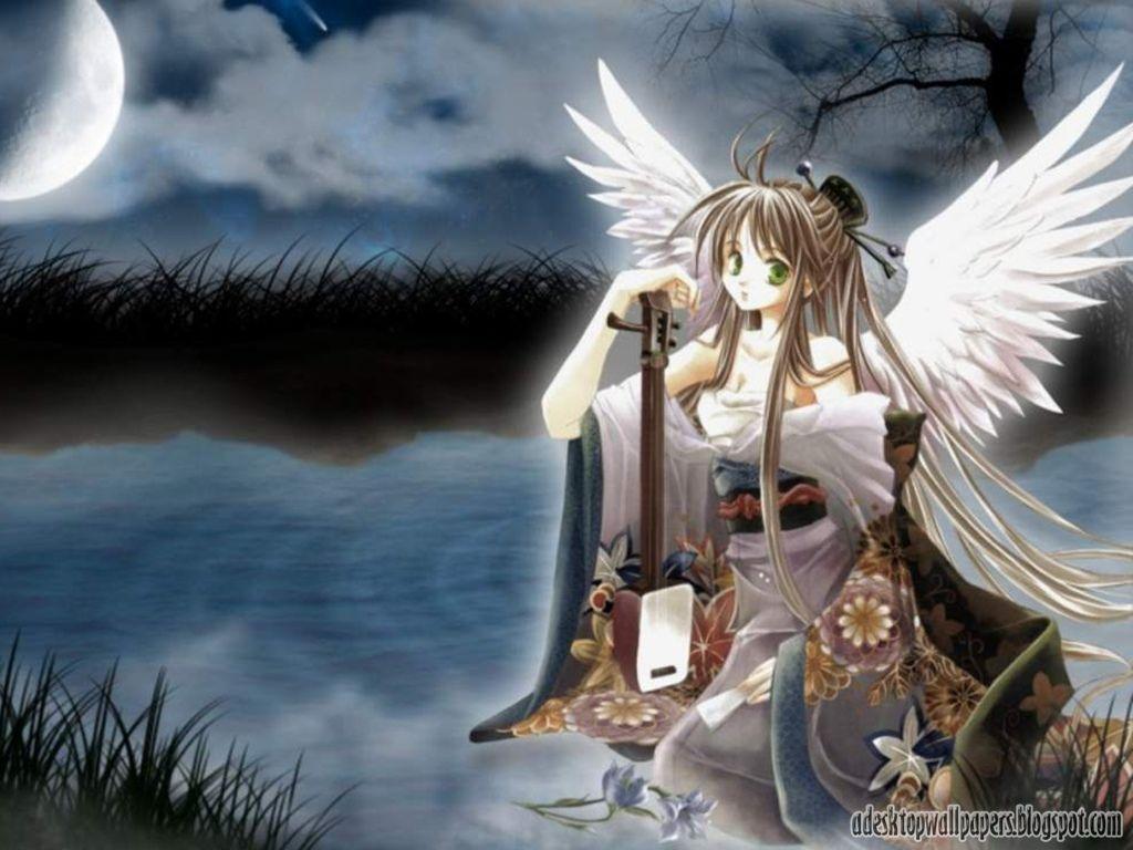 Angels Wallpapers For Desktop 3d: Angels Desktop Wallpapers