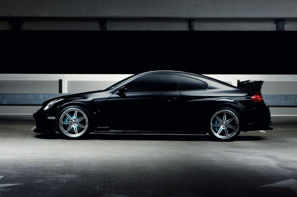 Infiniti G35 Twin Turbo Widebody Coupe Custom Picture