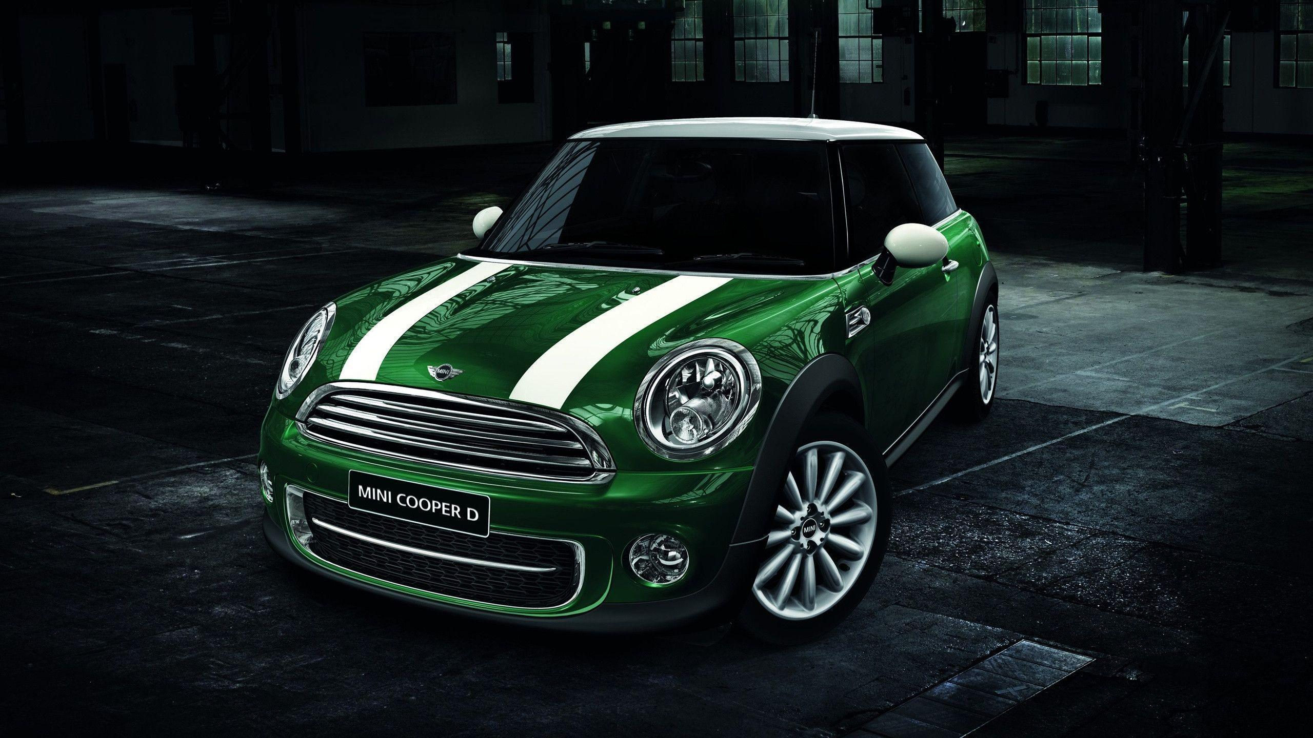 Mini Cooper D London Edition Wallpapers In 2560x1440 Resolution