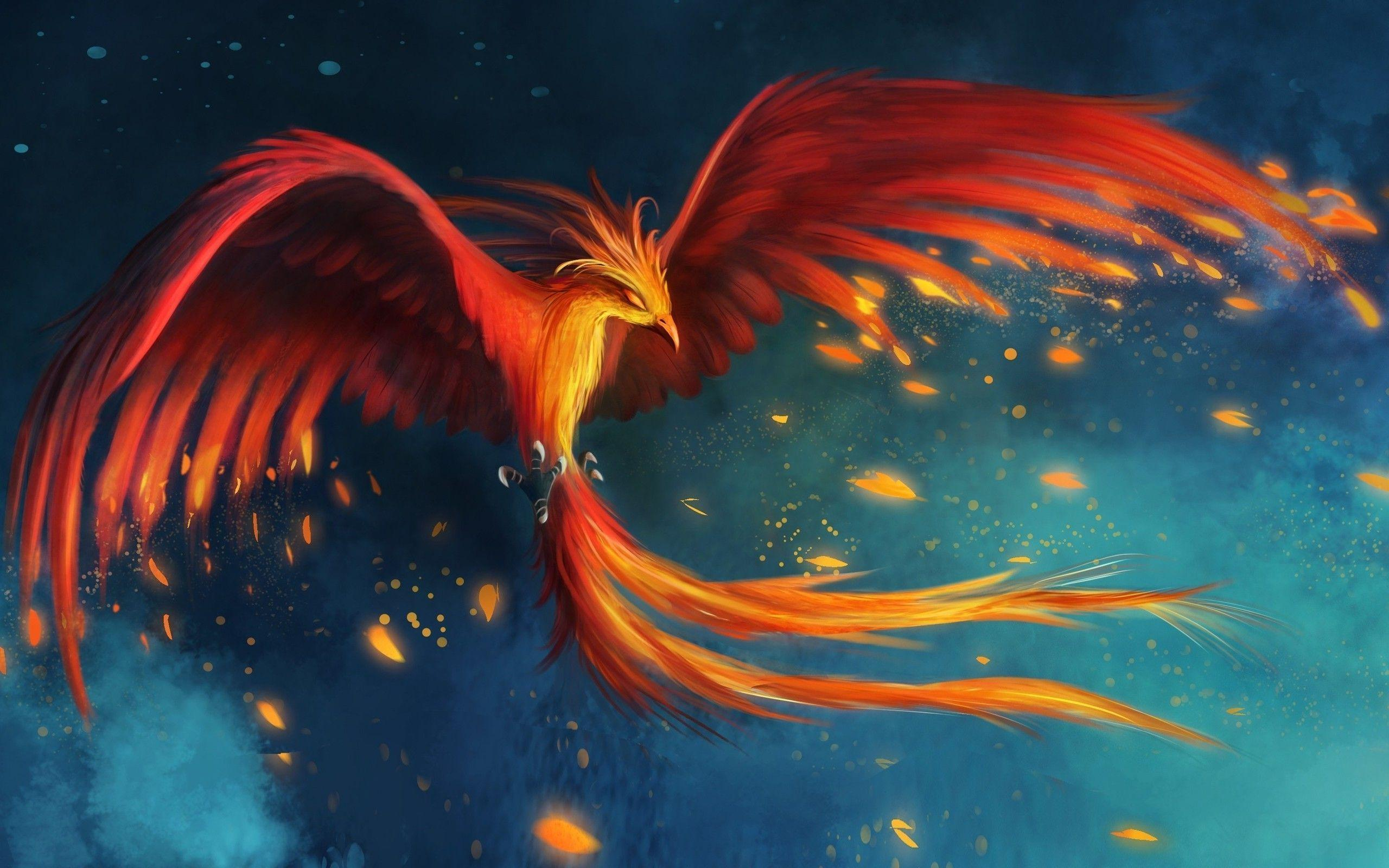 Phoenix Bird Wallpapers