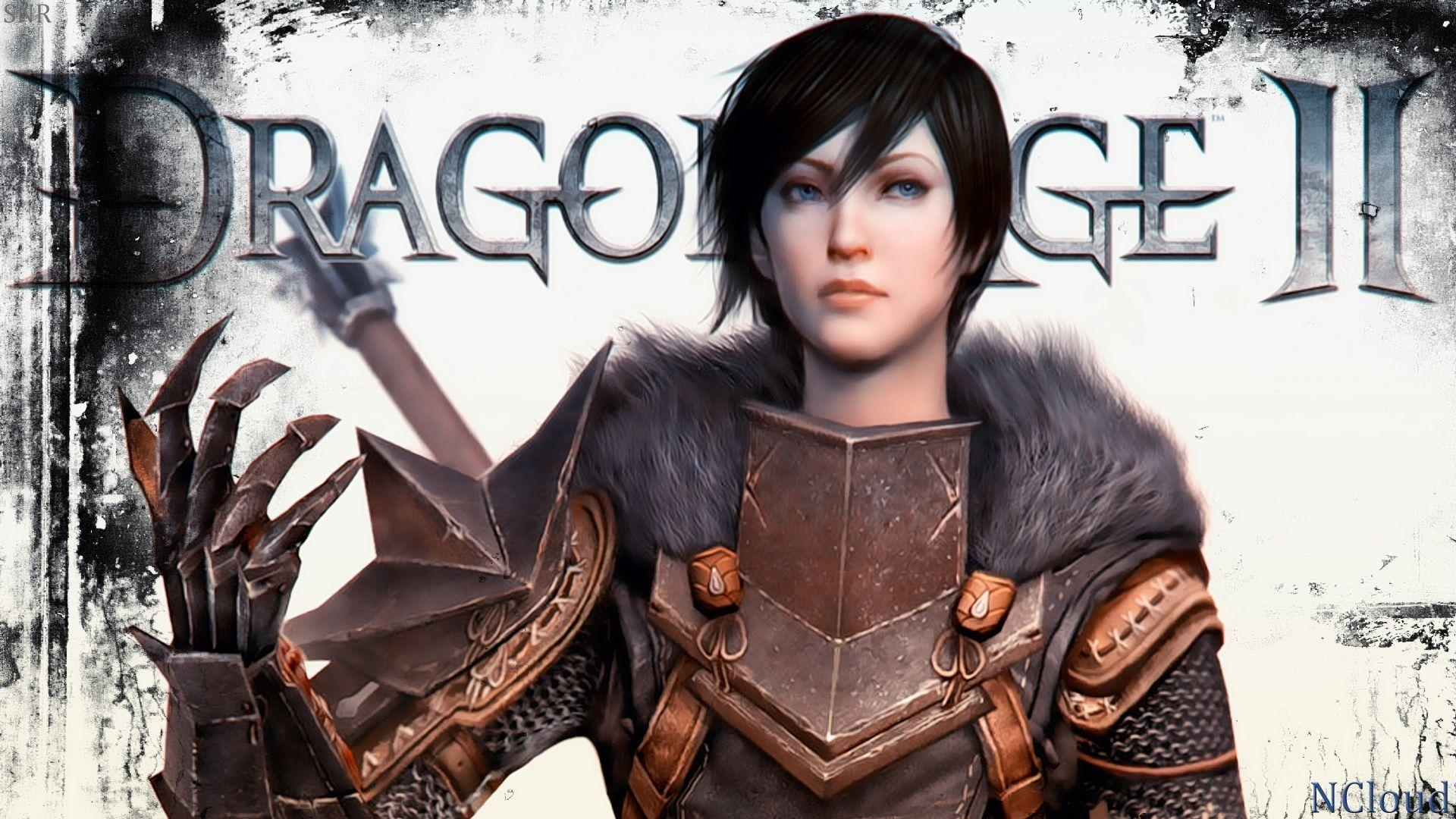 Games Movies Music Anime: My Dragon Age 2 Female Hawke Wallpapers 2