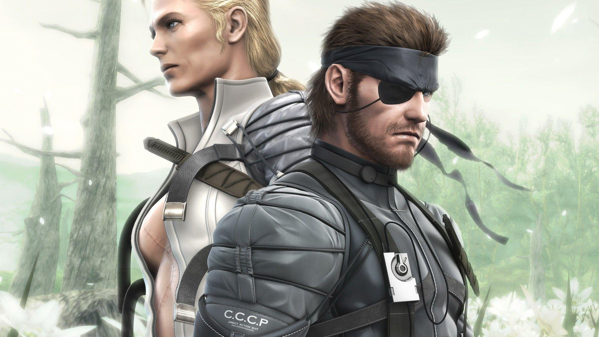 metal gear hd wallpapers - photo #38