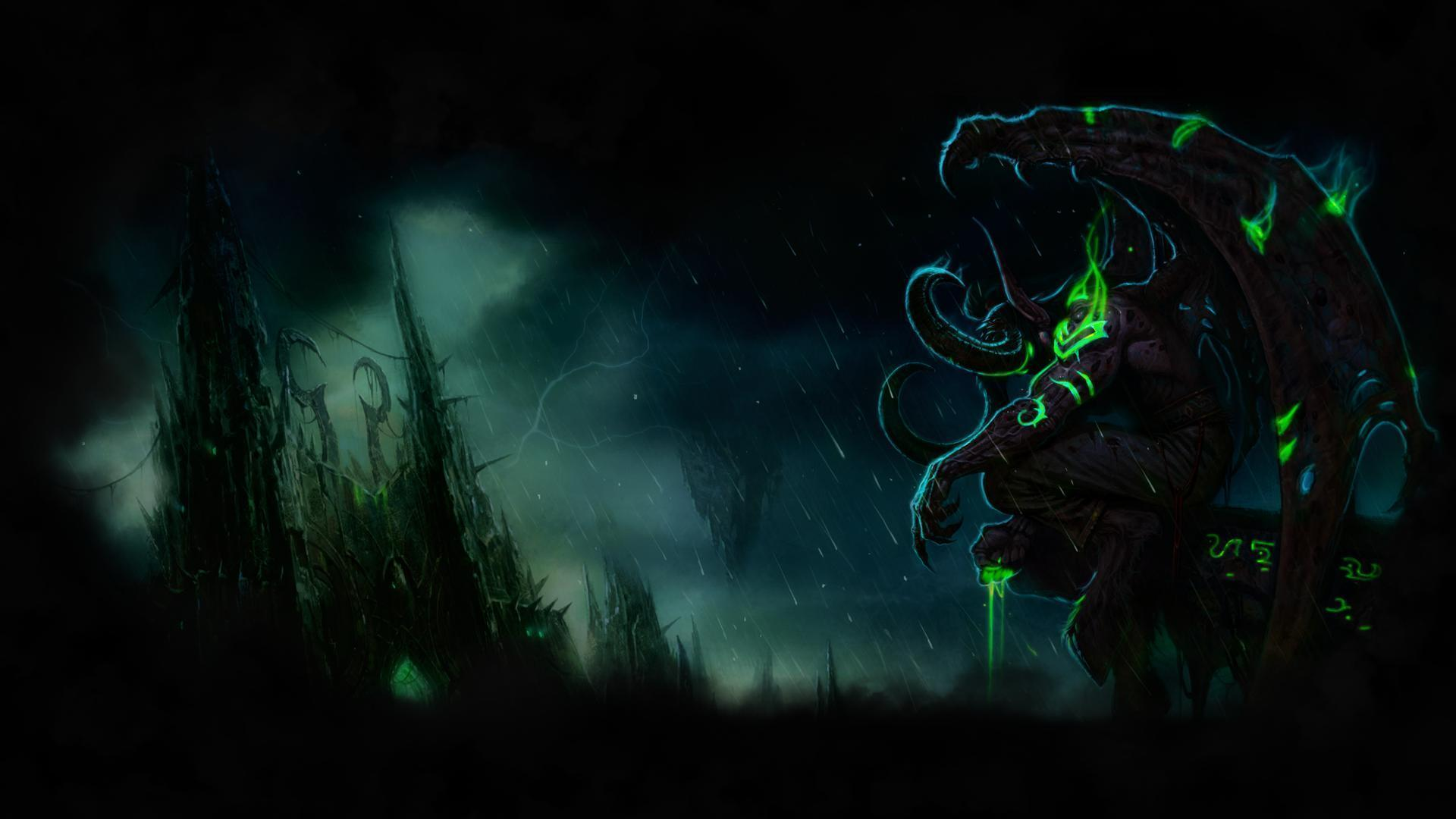 Illidan Wallpapers - Wallpaper Cave