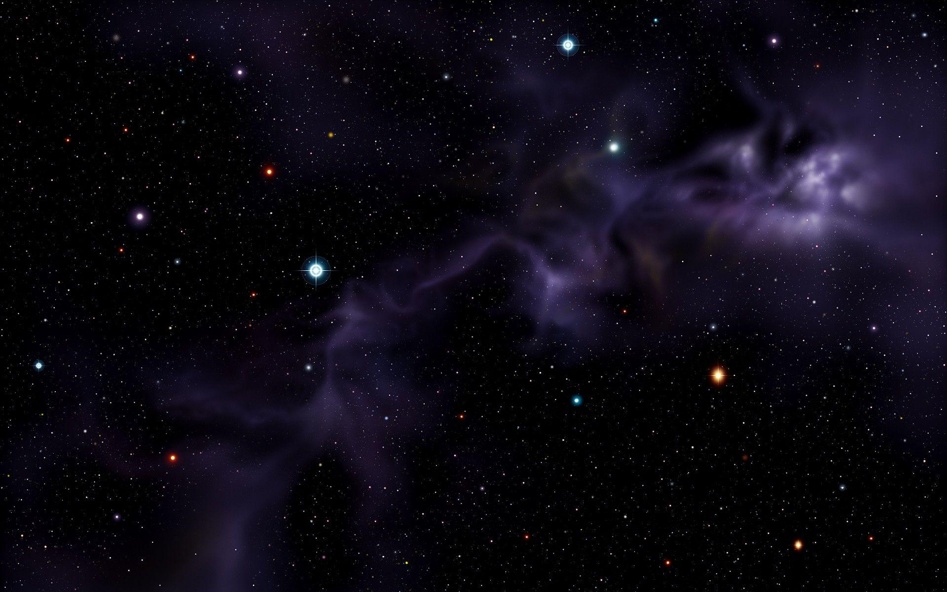 Wallpapers For Outer Space Stars Wallpaper