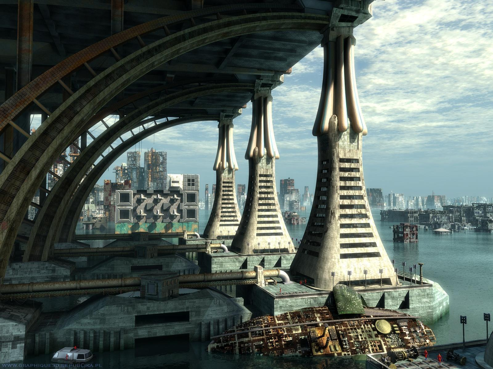 Science Fiction Wallpapers