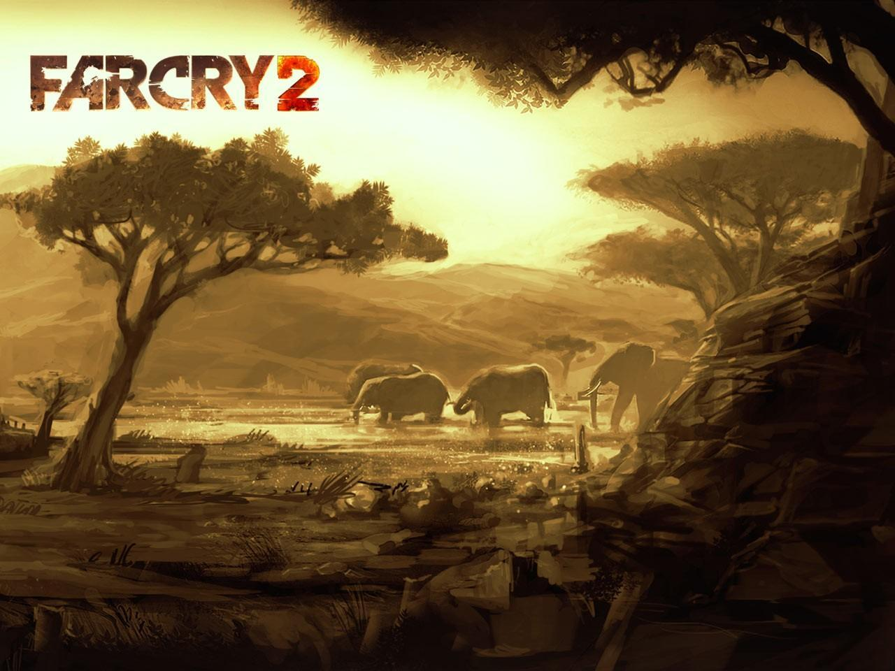 Far Cry 2 Wallpapers Wallpaper Cave