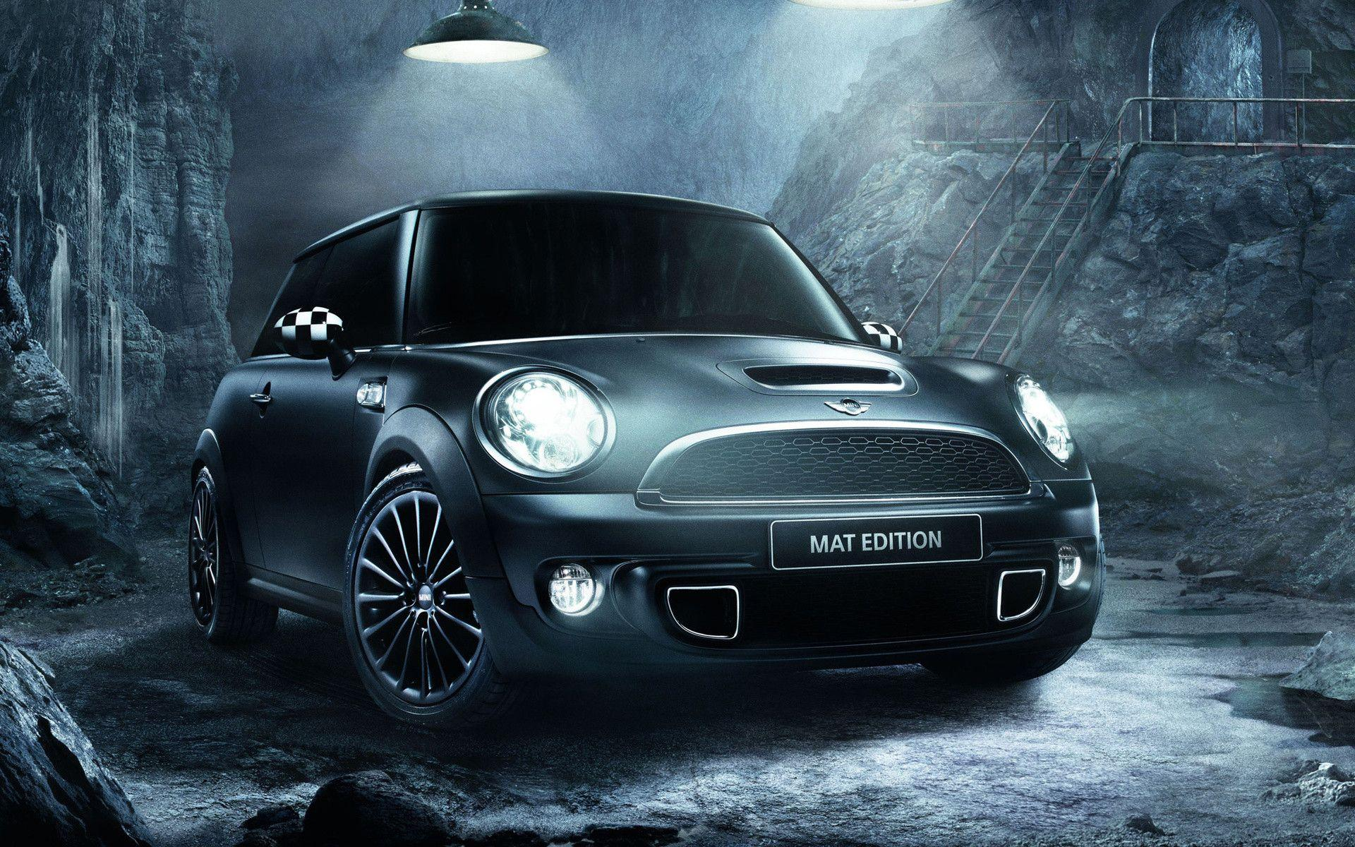 mini cooper wallpaper