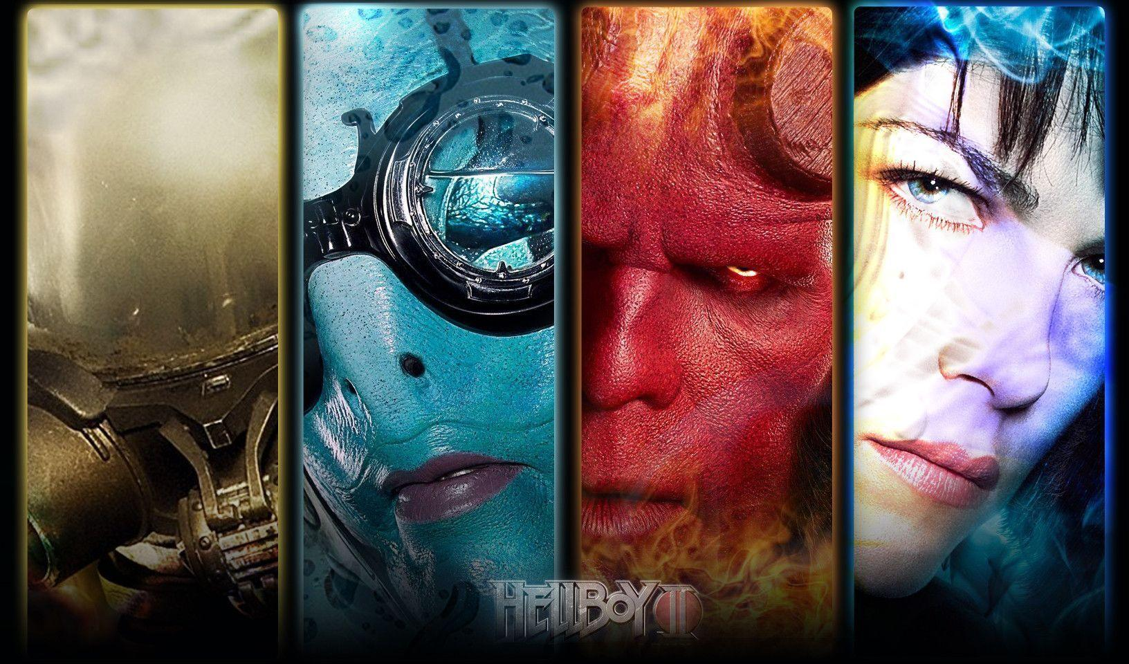 Hellboy 2 Wallpapers (Wallpaper 1-3 of 3)