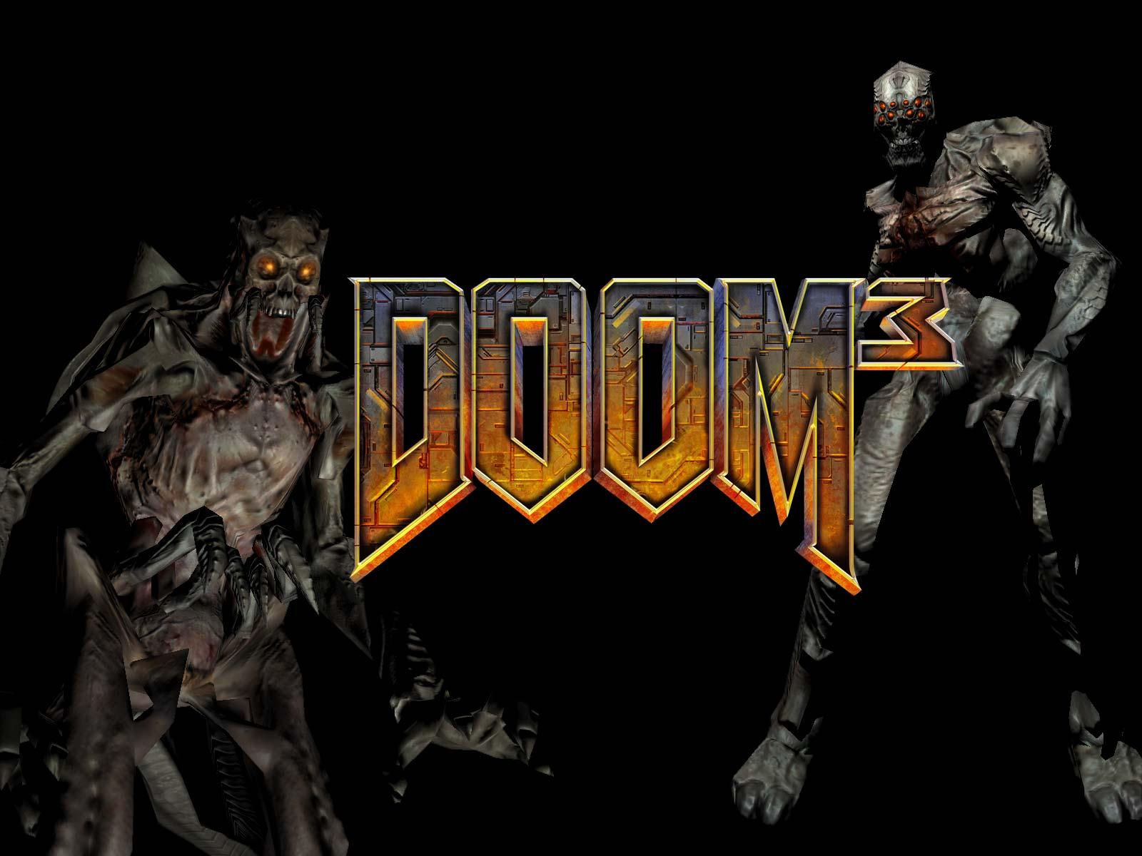 Doom 3 Wallpapers