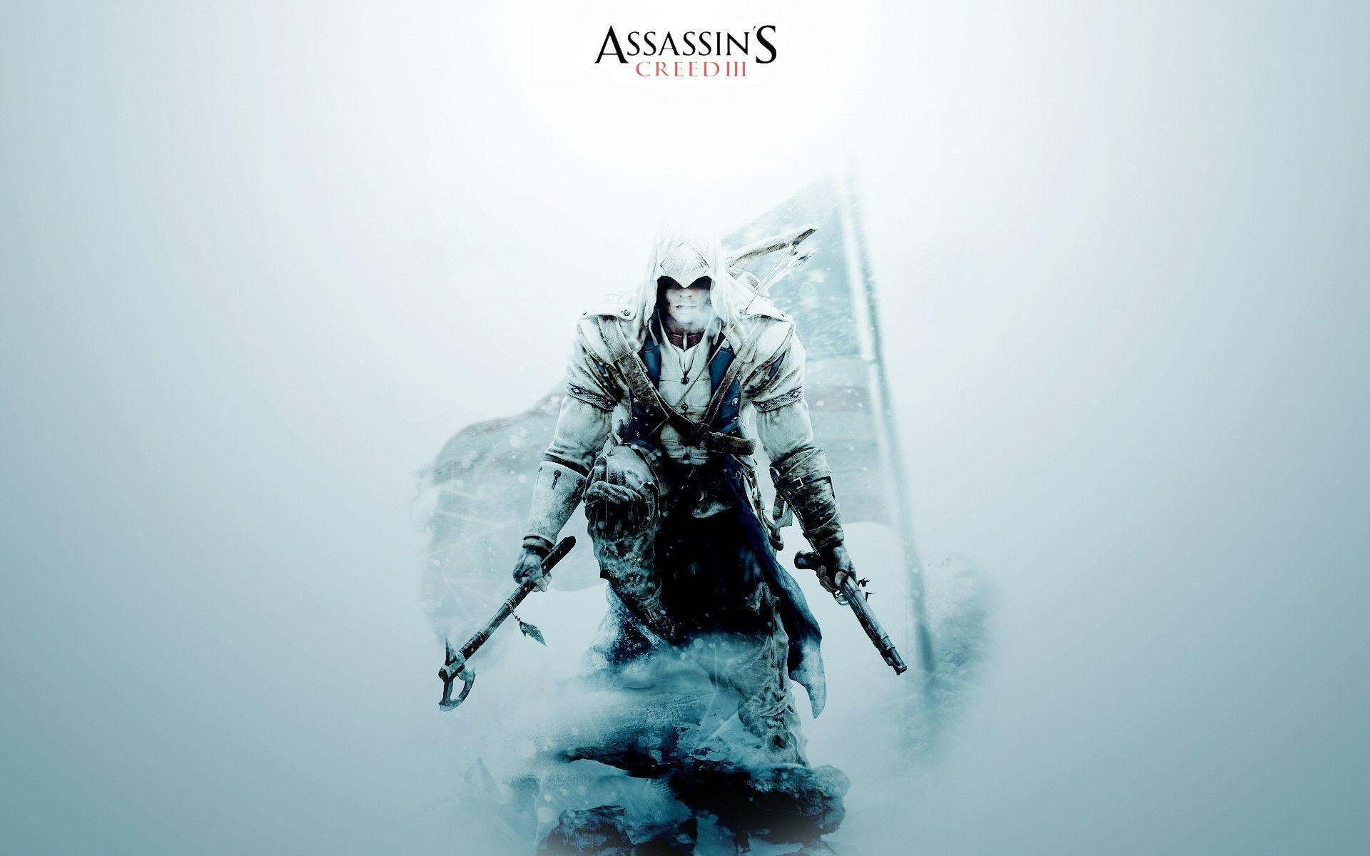 190 Assassin&Creed III Wallpapers