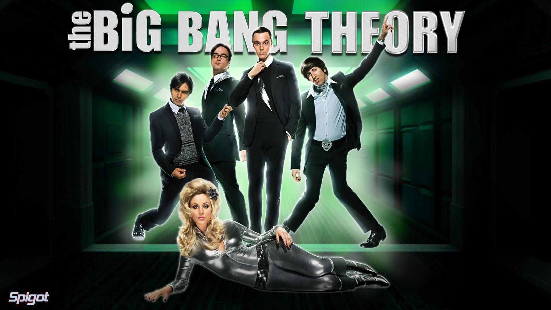 The Big Bang Theory Wallpaper | George Spigot's Blog