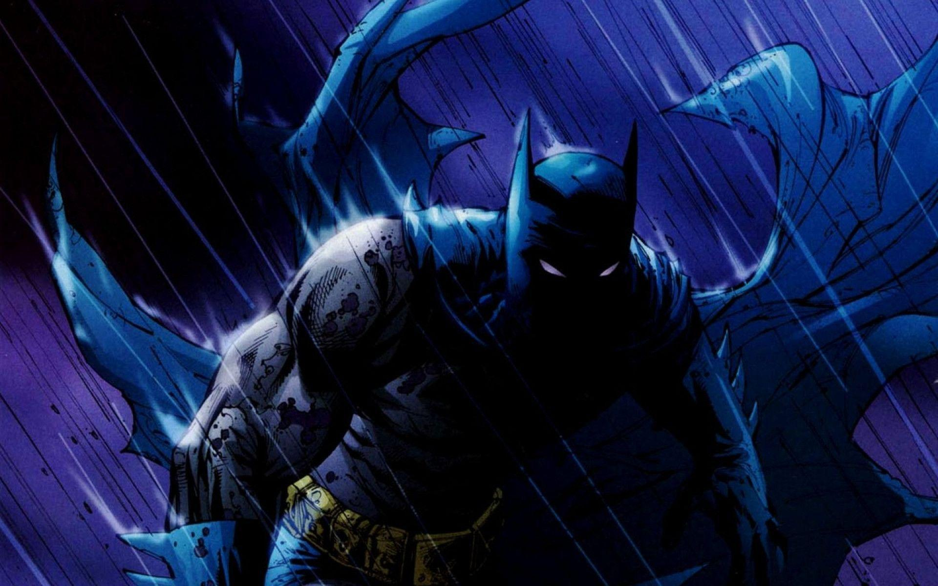 Batman Comic Wallpapers Hd wallpapers
