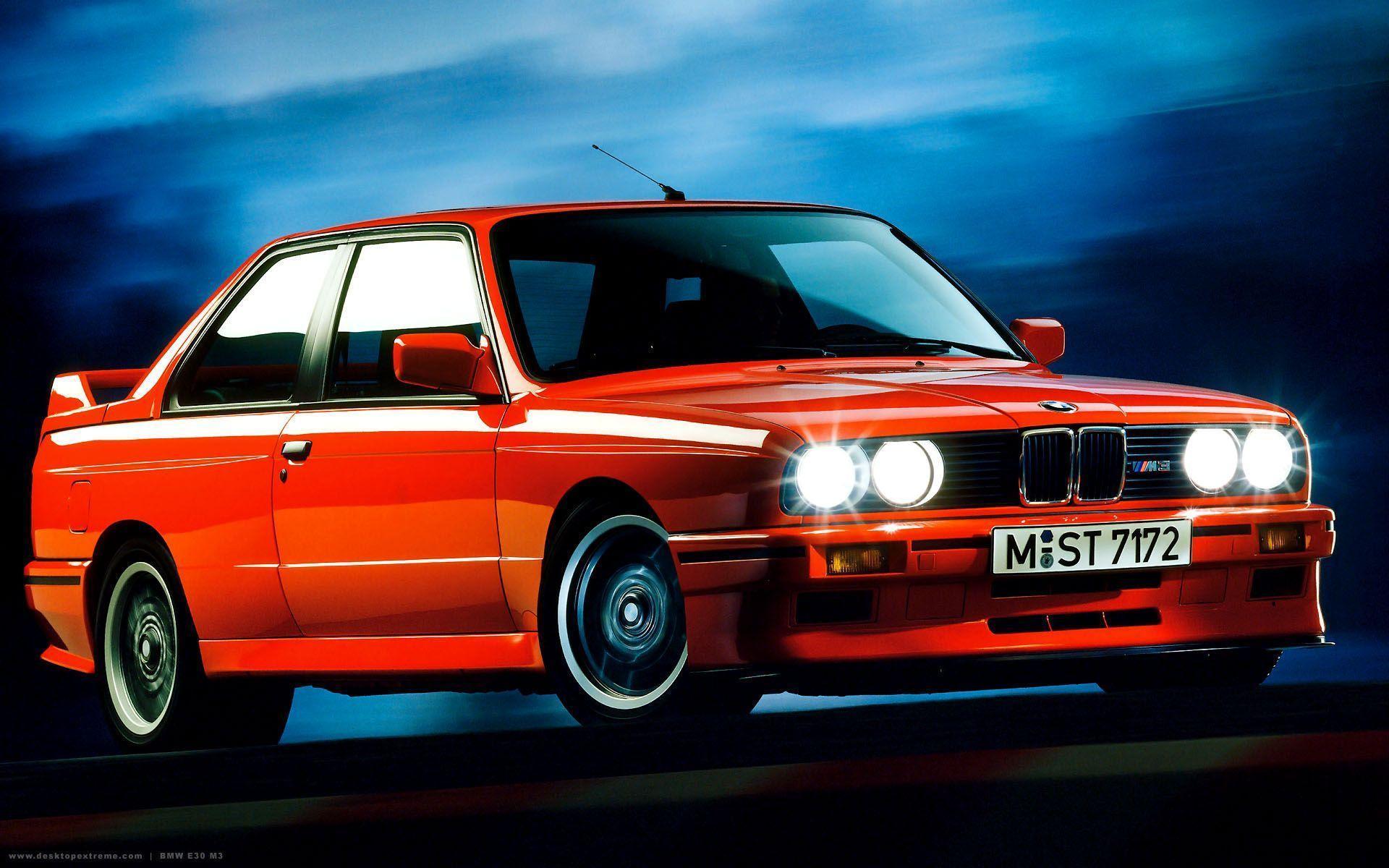 BMW E30 M3 Wallpapers - Wallpaper Cave