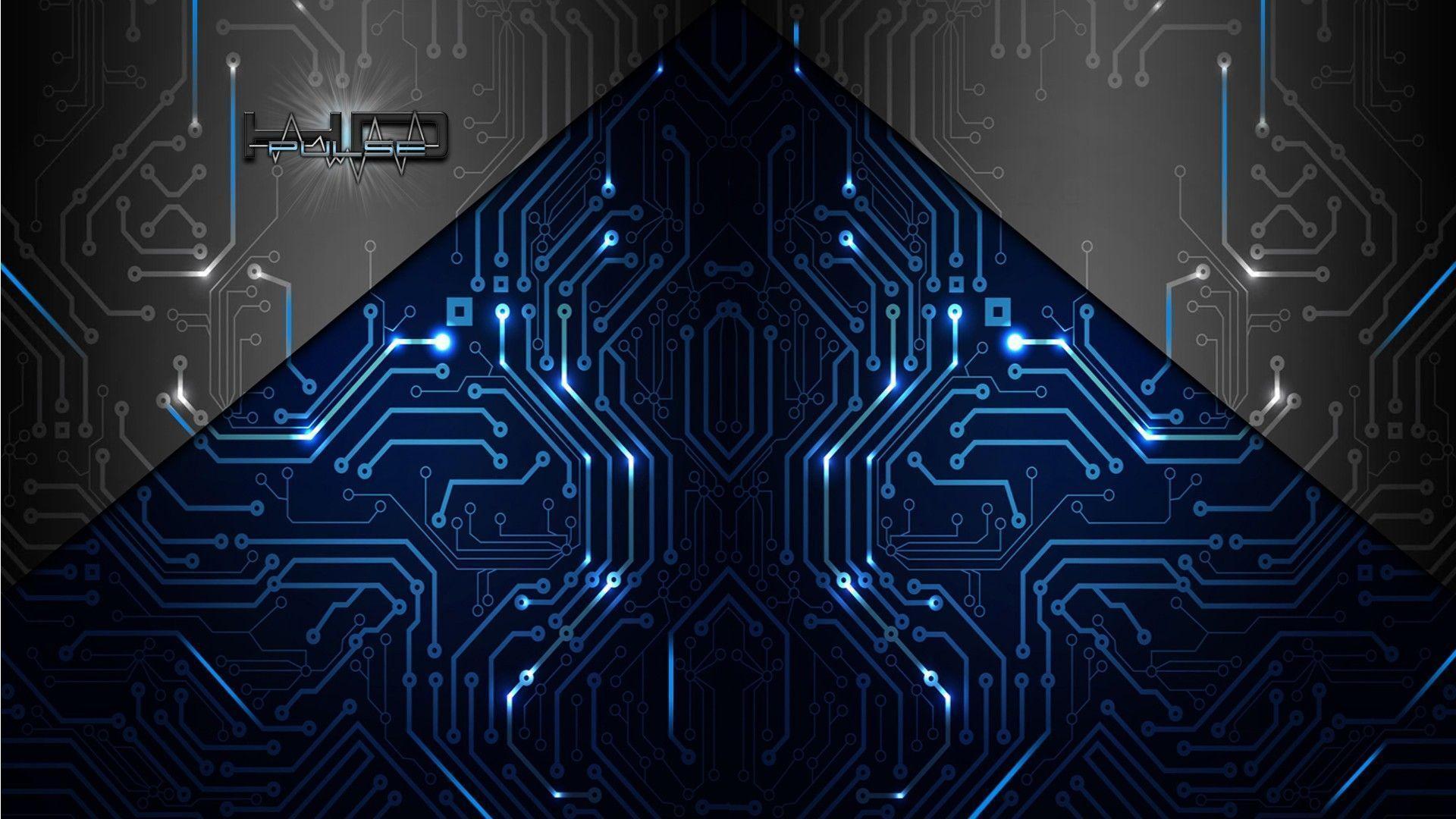 black circuit board wiring - photo #29