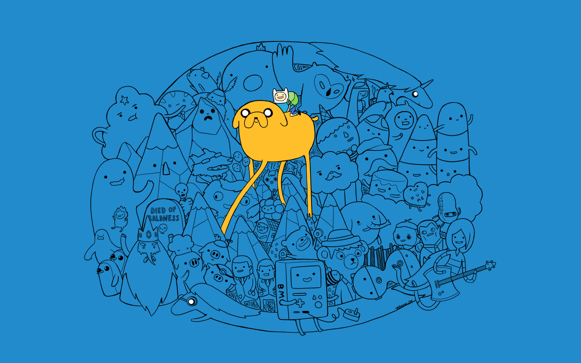 adventure time google skins - photo #14
