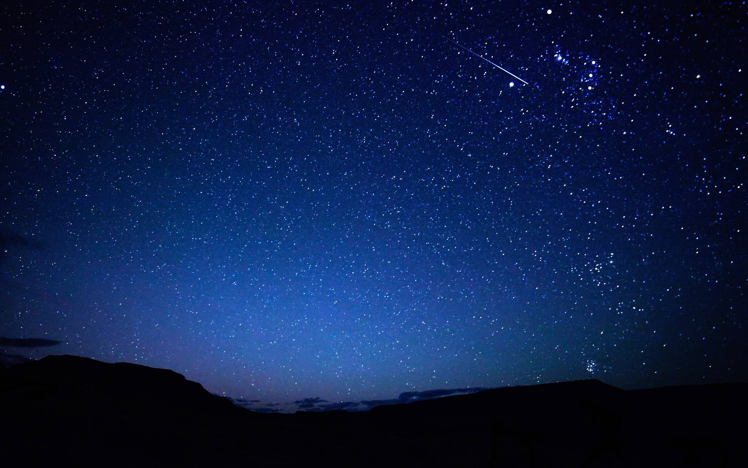 Starry Night Sky Wallpapers - Wallpaper Cave