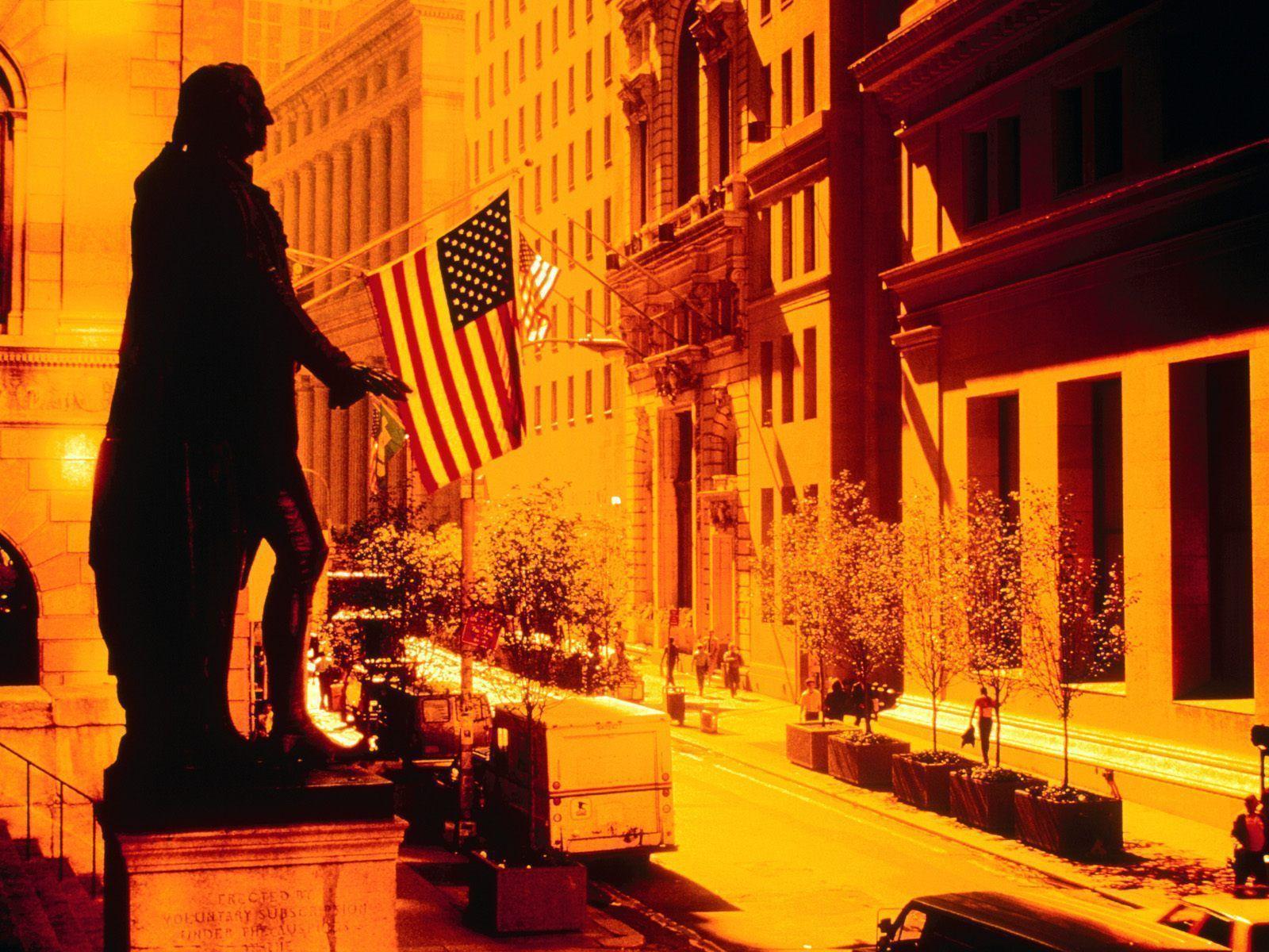 Wall Street Wallpapers - Wallpaper Cave
