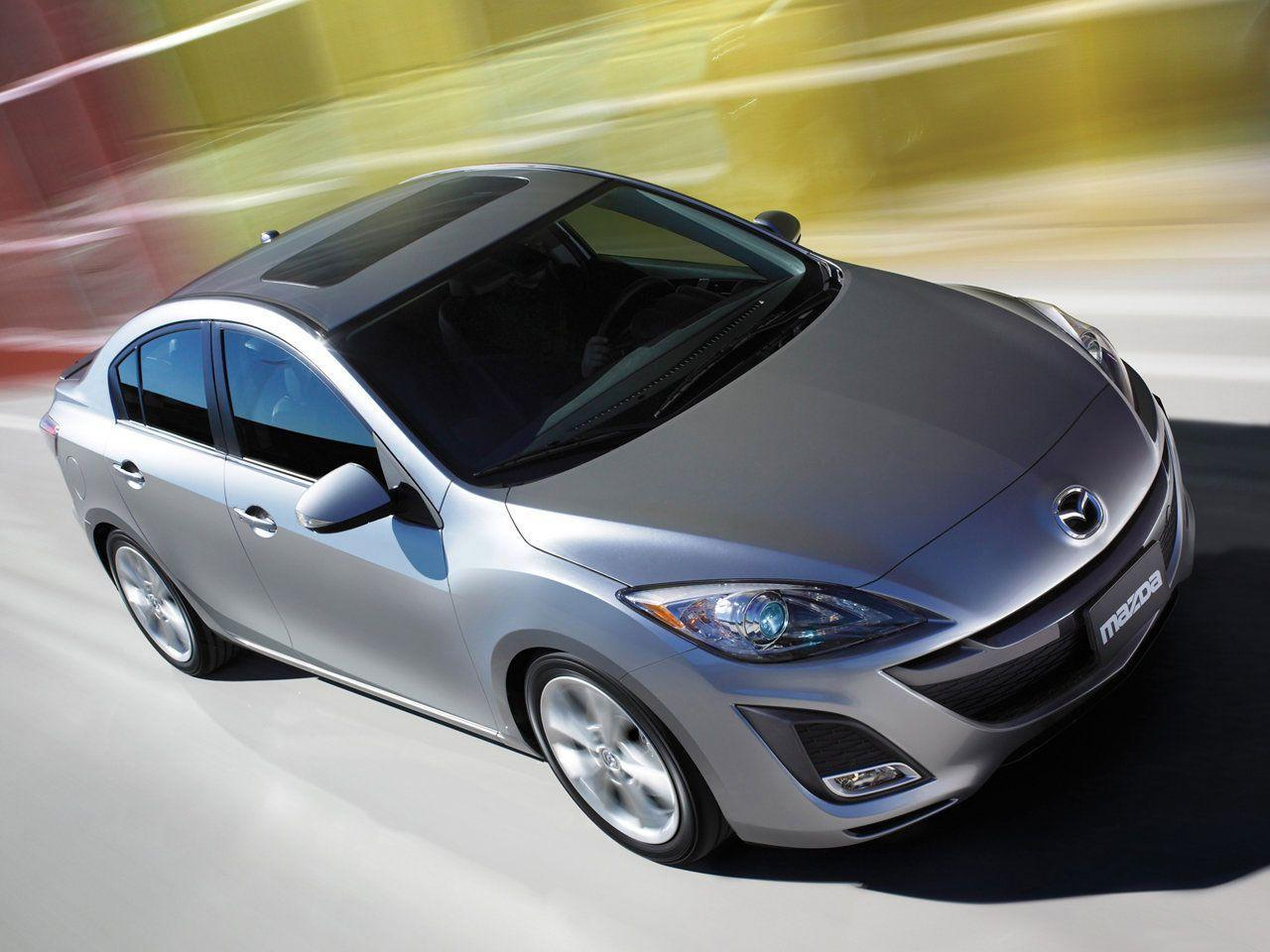 Vehicles For > Mazda 3 Wallpapers