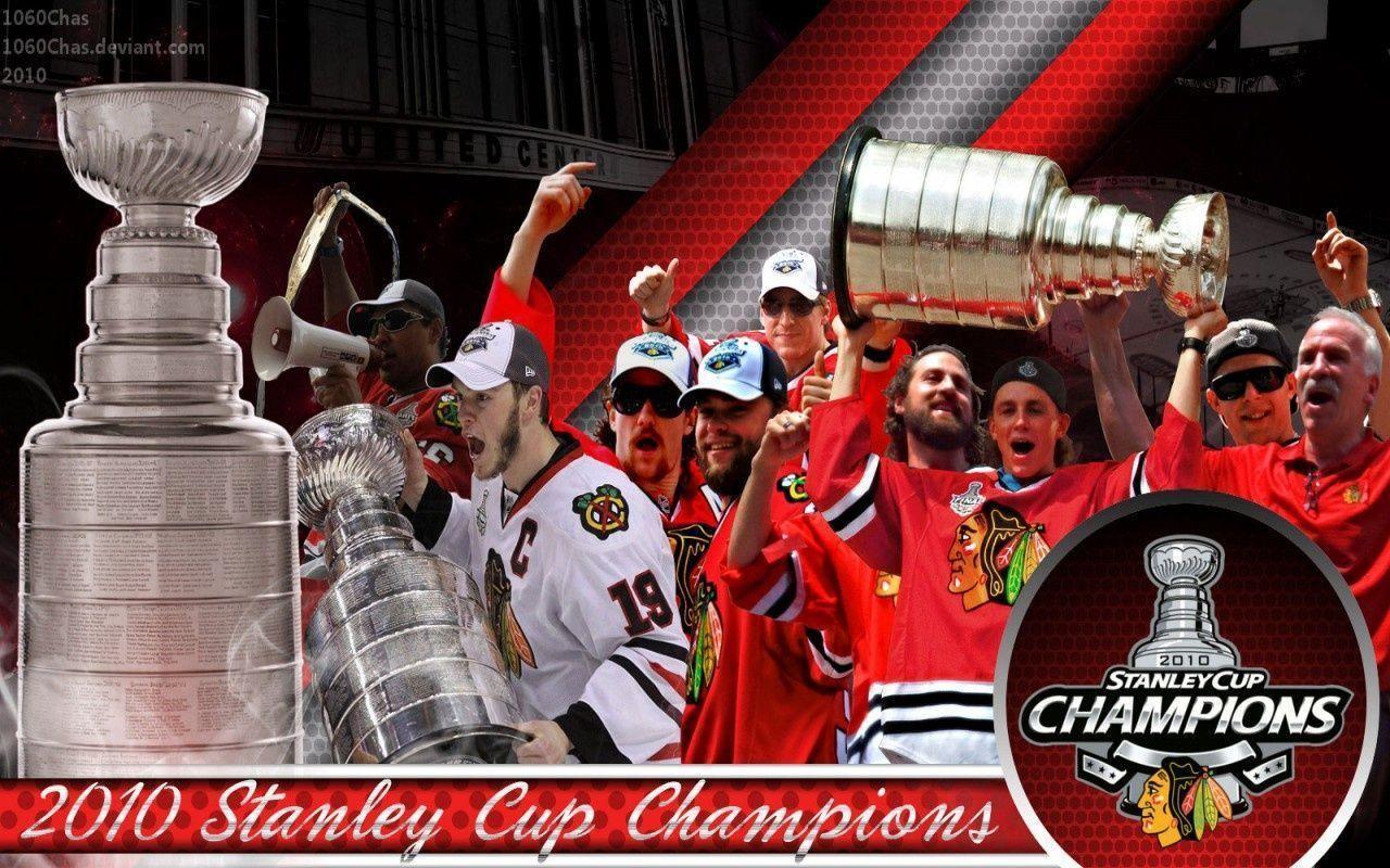 Chicago Blackhawks Desktop Backgrounds - 216.7KB