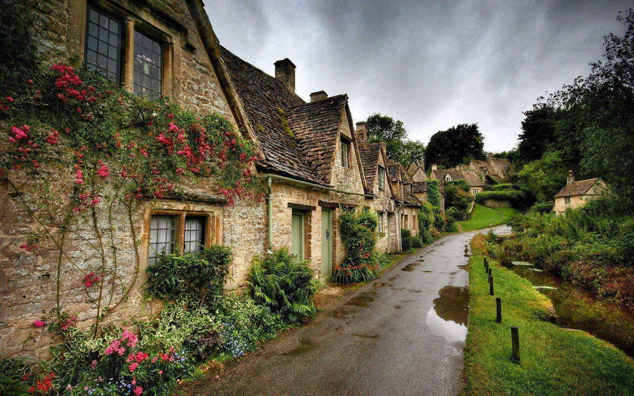English country / 1280 x 800 / Locality / Photography