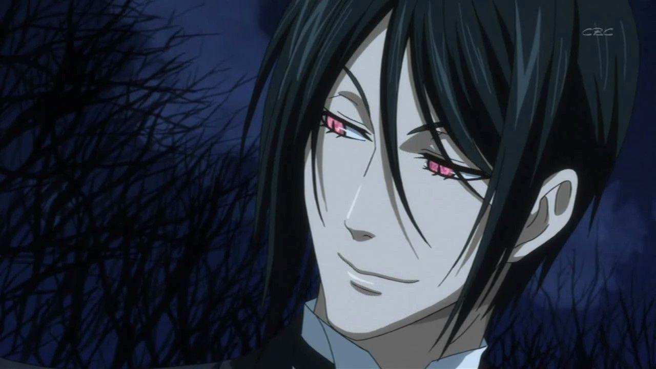 Images For > Black Butler Sebastian And Pluto