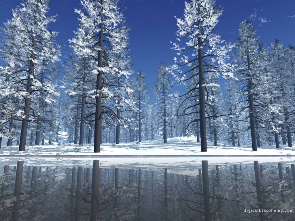 3d winter scenes wallpaper - photo #39
