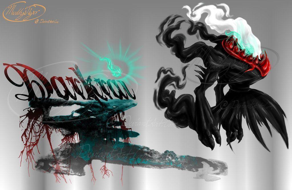 darkrai wallpaper by owlboy68 - photo #20