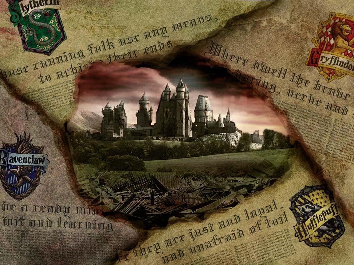 Images For Harry Potter Hogwarts Wallpaper