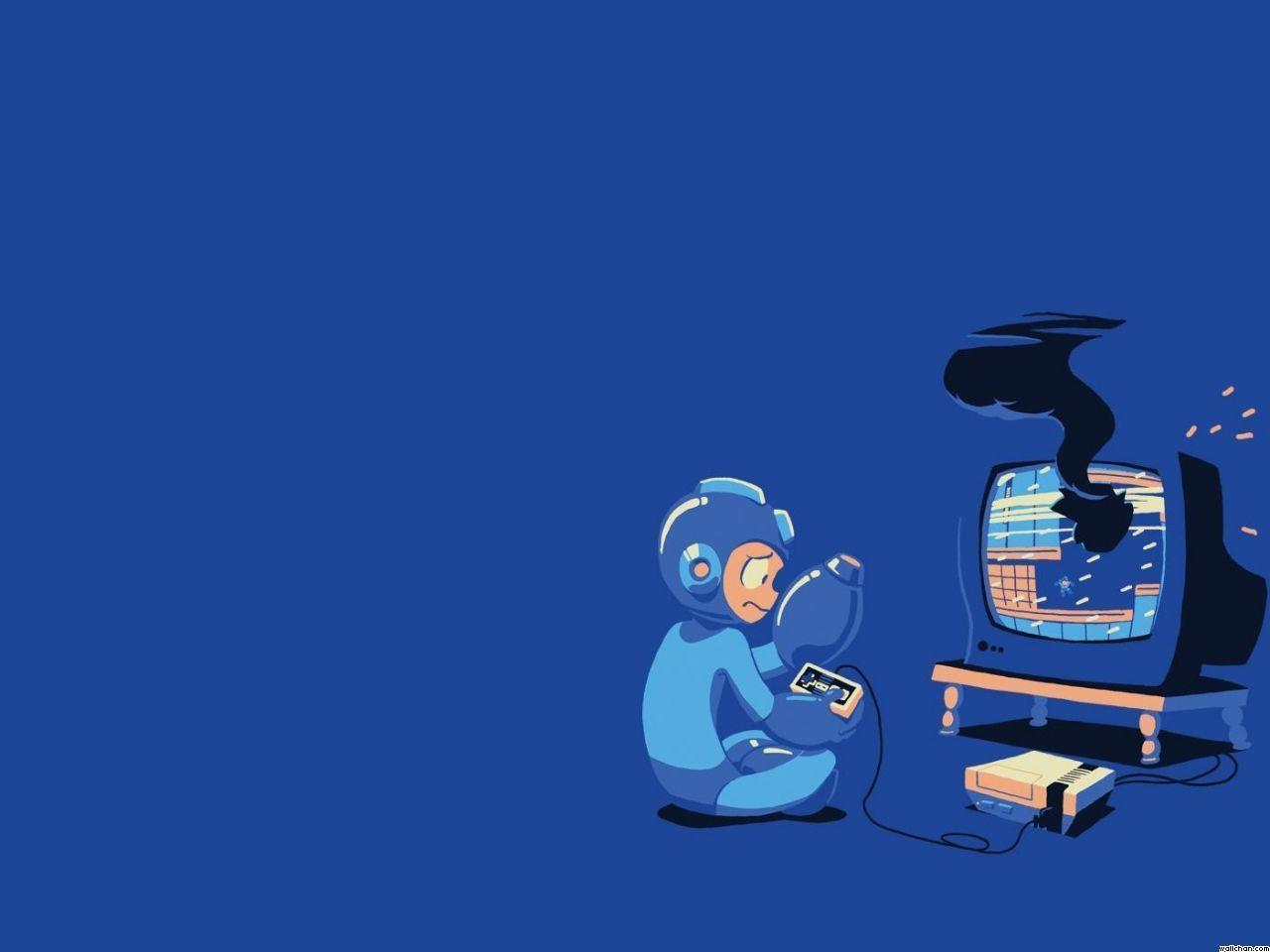 Megaman 8 nes pc download