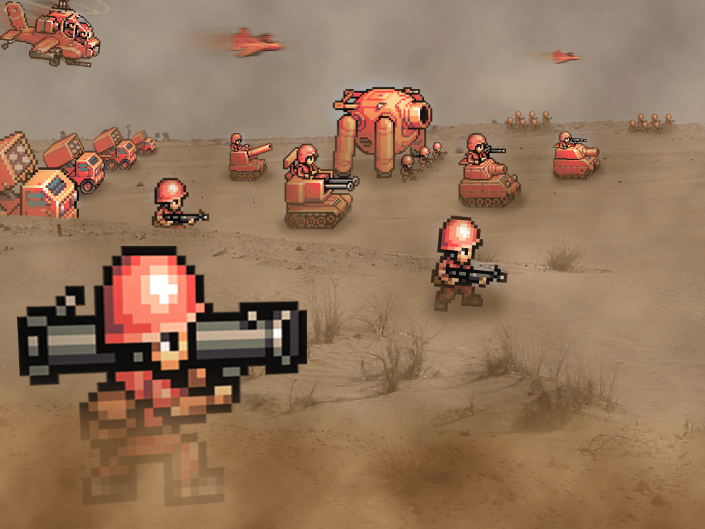'Front Wars' is a Decent Little 'Advance Wars' Knockoff ...