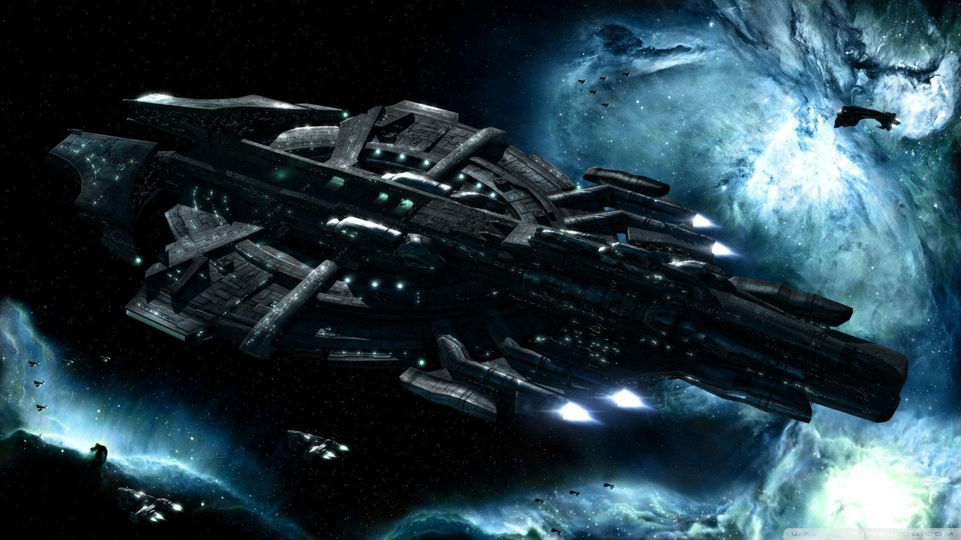 Spaceship Wallpapers 1920X1080 Widescreen 2 HD Wallpapers