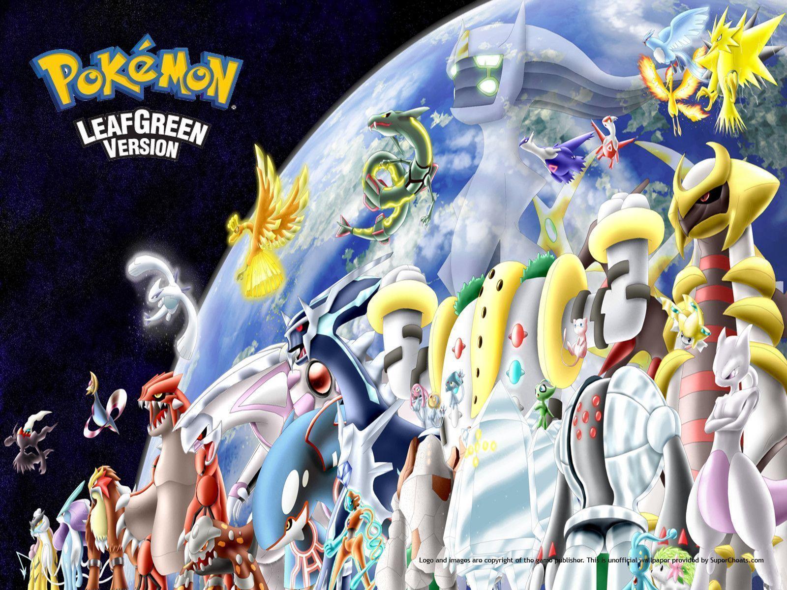 Cool Pokemon Backgrounds