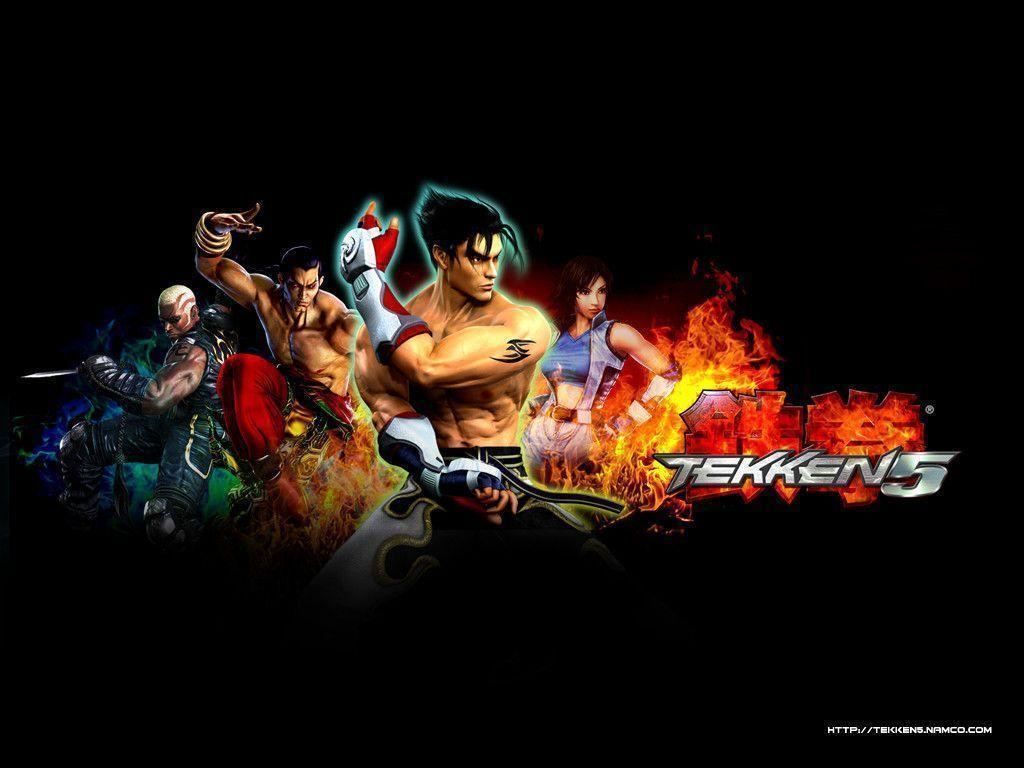 tekken 5 wallpapers - wallpaper cave