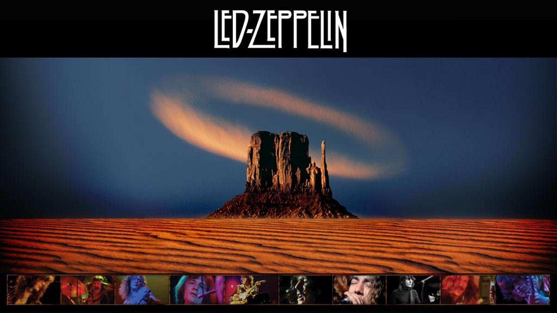 led zeppelin wallpaper - photo #13
