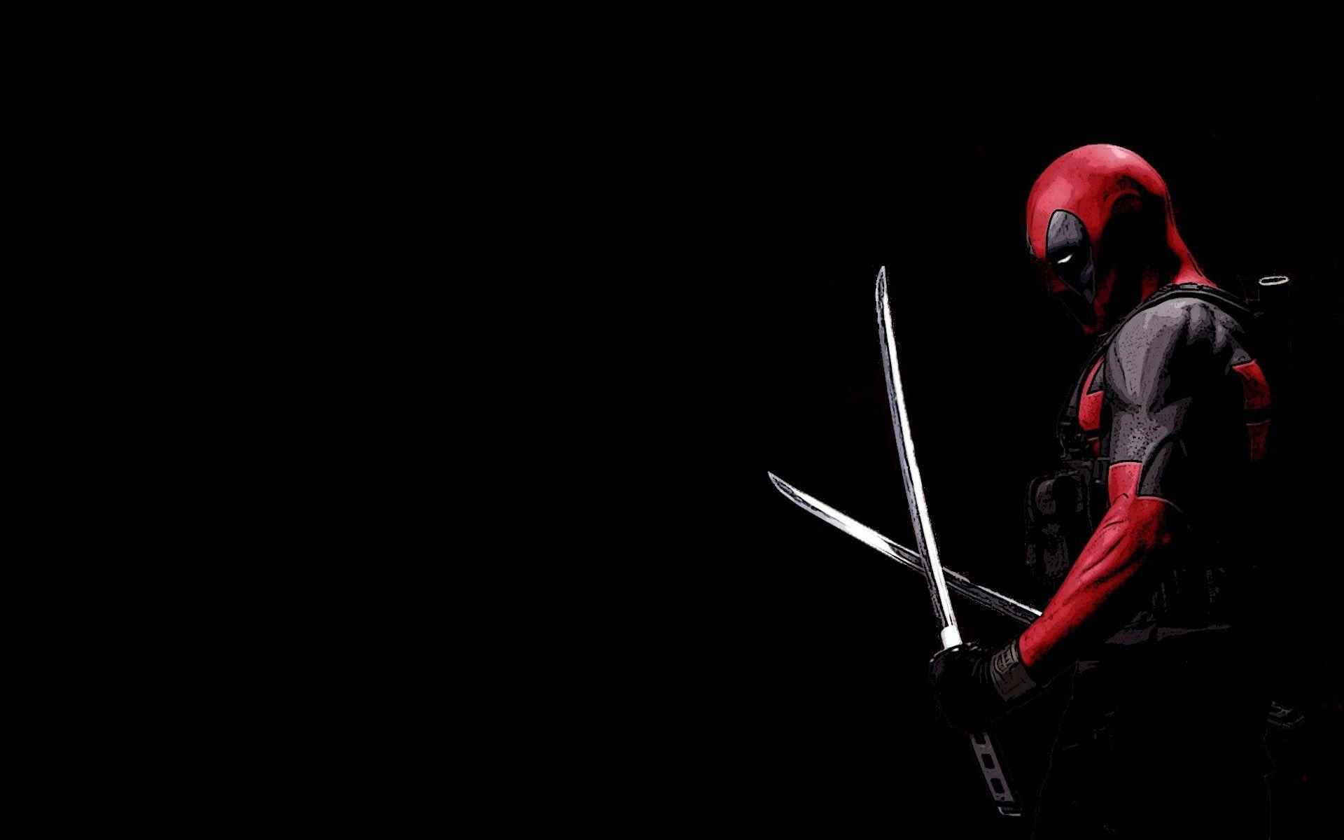Deadpool Backgrounds - Wallpaper Cave
