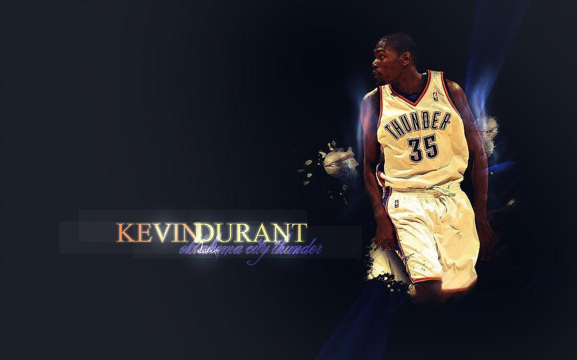 kevin durant thunder wallpapers wallpaper cave