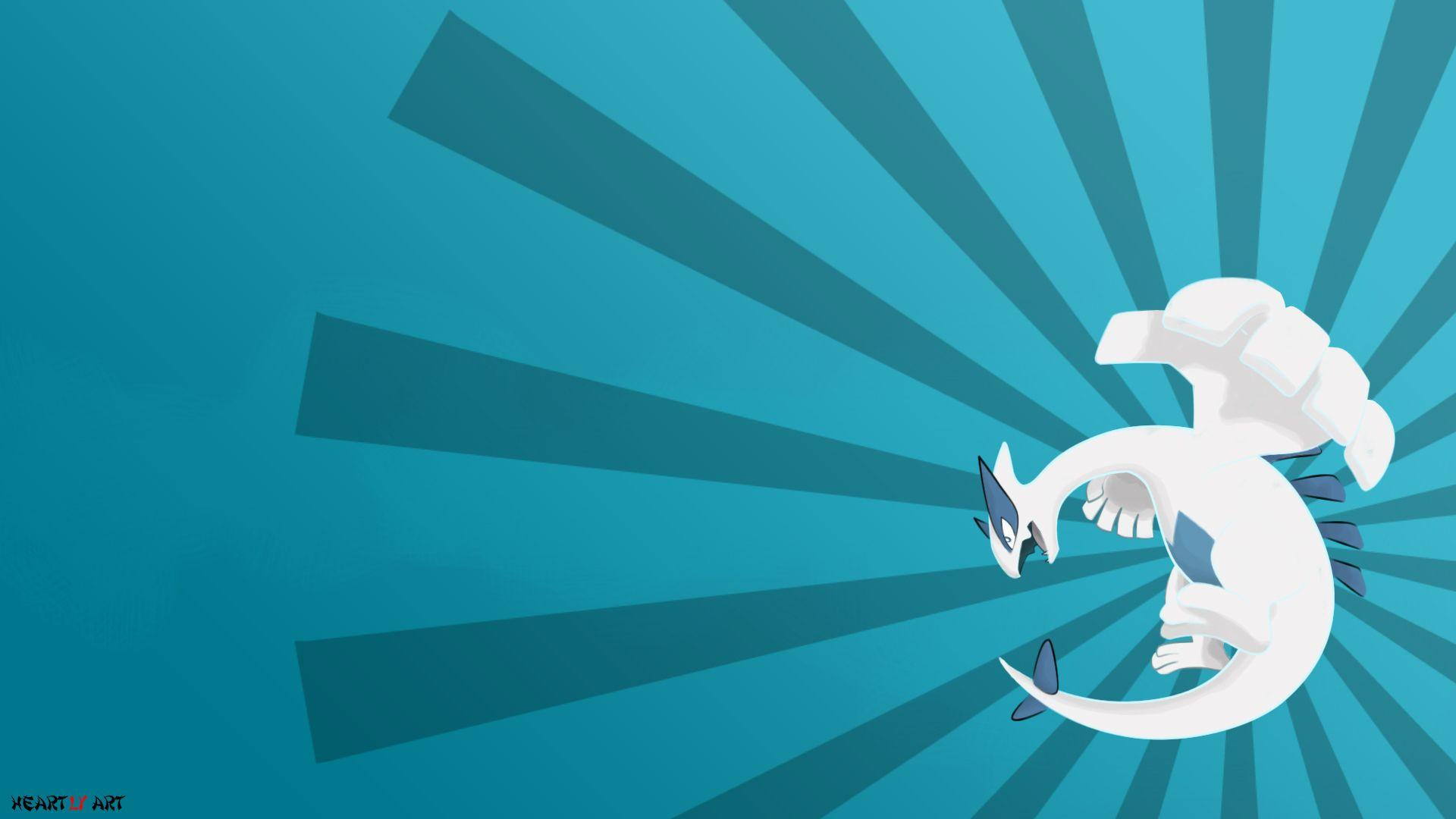 Pokemon Lugia Wallpapers - Wallpaper Cave
