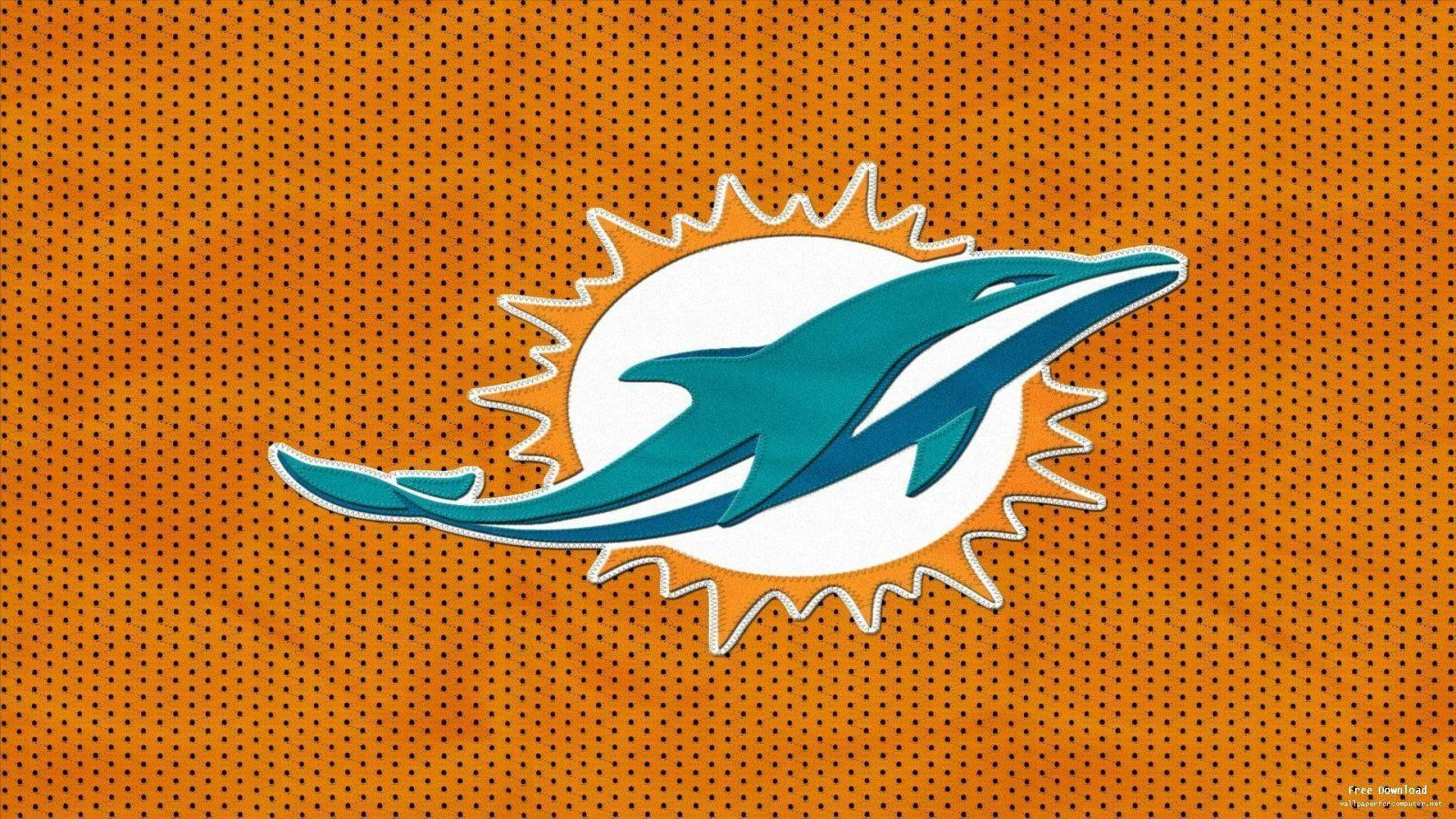 Pin Miami Dolphins Hd Desktop Wallpapers