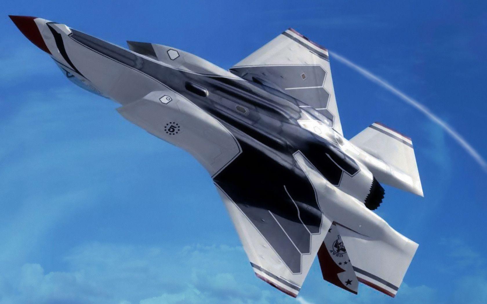 American Jet Fighter Wallpaper  richardseamancom